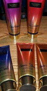 Victoria Secret lotions